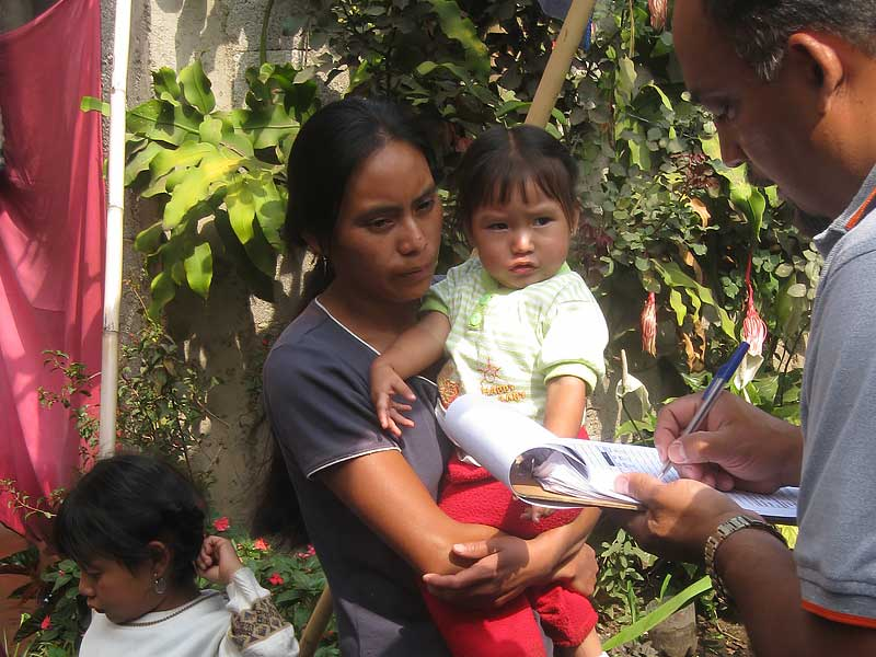 Operations in Guatemala
